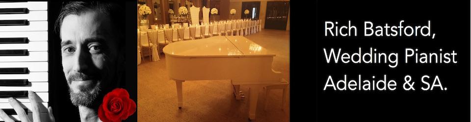 Wedding Pianist Adelaide